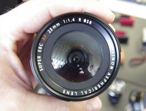 Fujinon Super EBC XF 23 mm f/1.4 R