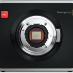Blackmagic Cinema Camera with passive Micro Four Thirds mount