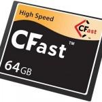 CFast memory card