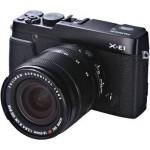 Fuji X-E1 lens kit