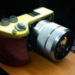 Hasselblad-Lunar camera