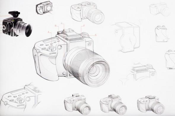 Hasselblad full frame camera