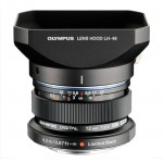 Olympus AF 12mm f2.0 Limited Edition lens
