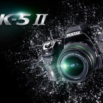 Pentax K-5 II DSLR camera