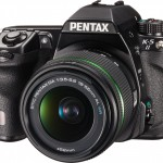 Pentax K-5 announcement