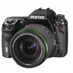 Pentax K-5II lens