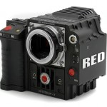 RED black and white Epic cinema camera