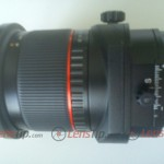 Samyang 24mm tilt shift lens