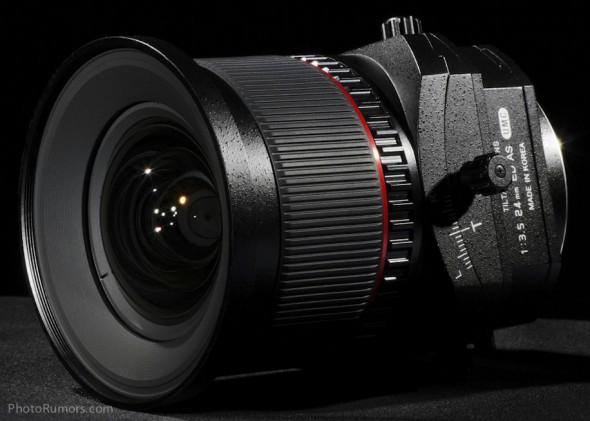 Samyang T-S 24mm 1-3.5 ED AS UMC lens 10