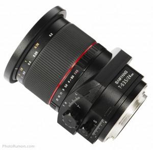Samyang T-S 24mm 1-3.5 ED AS UMC lens 6