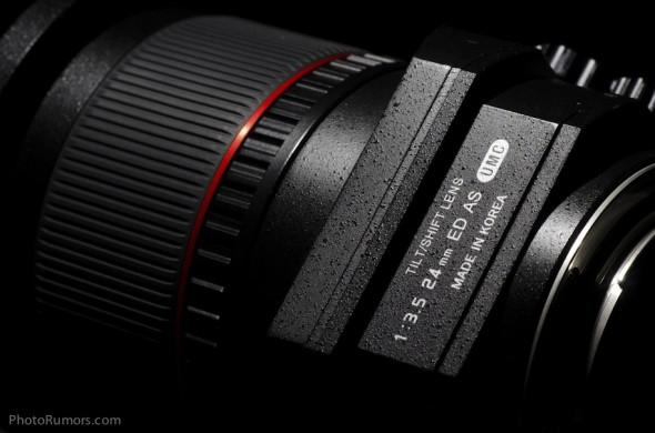 Samyang T-S 24mm 1-3.5 ED AS UMC lens 8