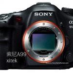 Sony A99 camera