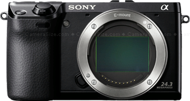 Full frame senor inside Sony's E mount