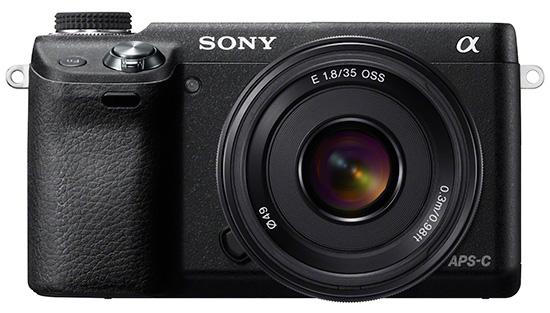 Sony-NEX-6-front