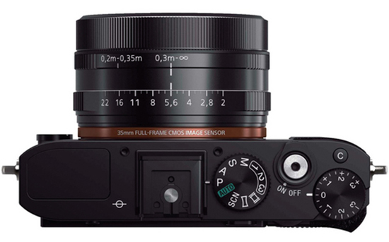 Sony RX1 24MP full frame compact camera