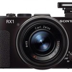 Sony RX1 full frame CMOS camera with fixed lens