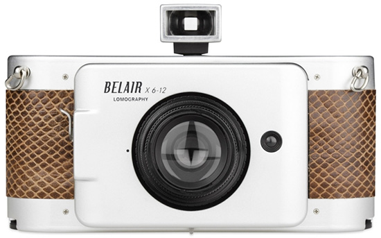 Lomography Belair X 6 12 bellows camera front Lomography announces Belair X 6 12 bellows camera