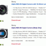 Sony-NEX-5N-camera-discontinued