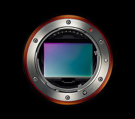 Rumors: full frame Sony NEX mirrorless camera now coming in October