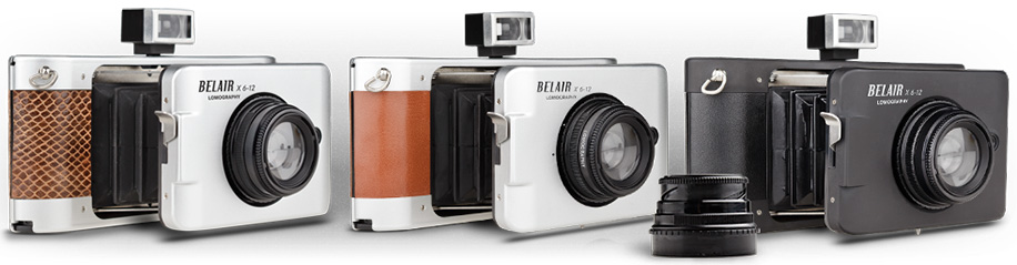 lomography Belair X 6 12 Bellows Camera Lomography announces Belair X 6 12 bellows camera