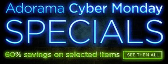 Adorama-Cyber-Monday