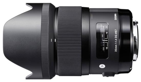 Sigma-35mm-F1.4-DG-HSM-lens
