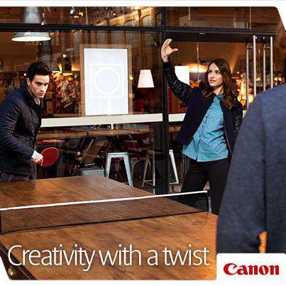 Canon  camera teaser
