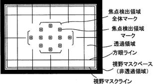 Canon small 100 percent OVF patent