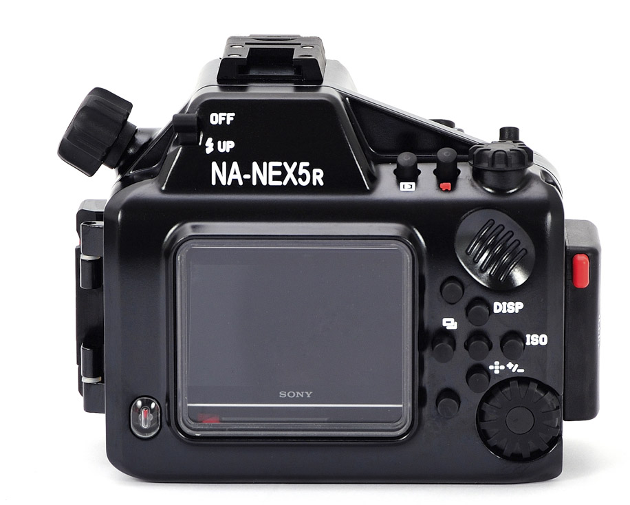 Nauticam NA-NEX5R underwater housing for Sony NEX-5R 4