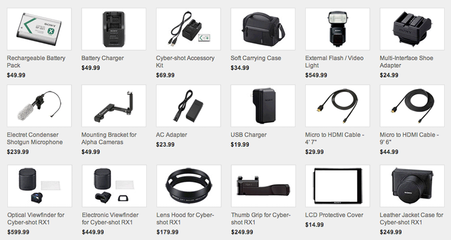 Sony-RX1-accessories