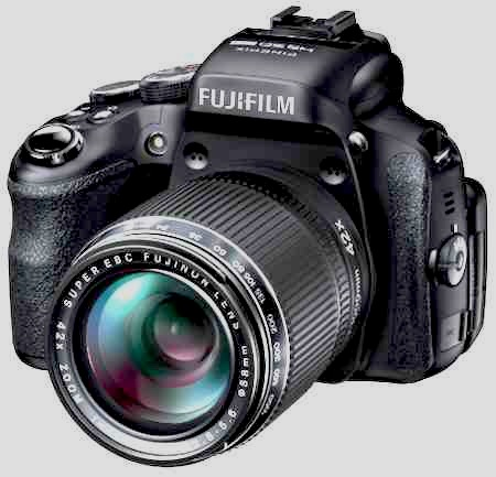 new Fuji superzoom compact camera