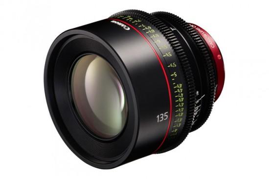 Canon CN-E135mm T2.2 L F lens
