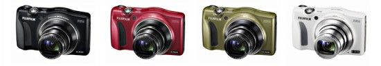 Fuji FinePix F850EXR camera