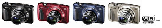 Fujifilm FinePix F900EXR camera