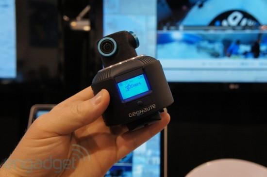 Geonaute 360 degree sports camera