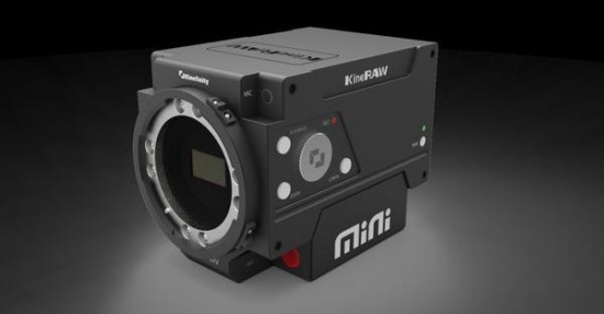 KineRAW super35 digital cinema camera