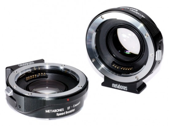 Metabones Speed Booster lens adapter