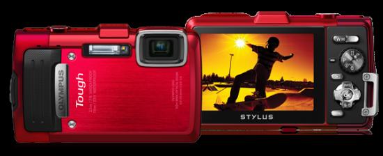 Olympus-tg-830-red