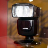 Pentax AG 360 FGZ II flash unit