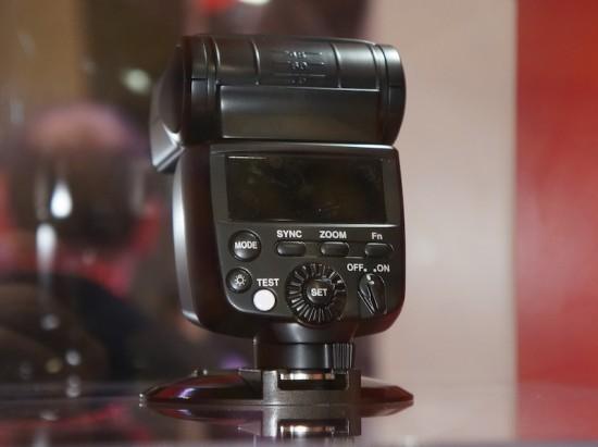 Pentax AG 360 FGZ II flash unit (2)