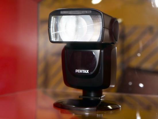 Pentax AG 360 FGZ II flash unit