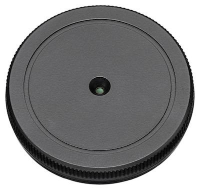 Pentax Mount Cap Lens