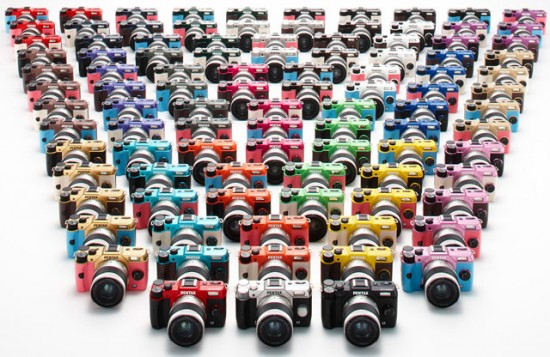 Pentax-Q10-now-available-in-100-different-colors
