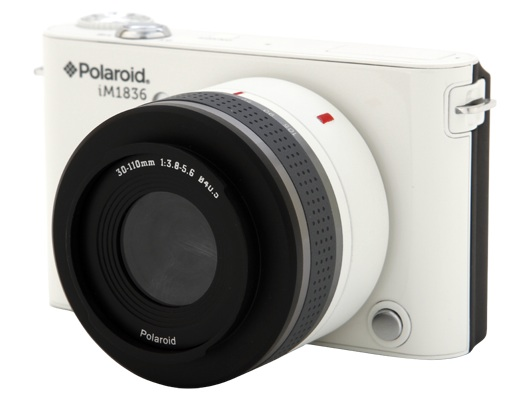 Polaroid iM1836 mirrorless camera