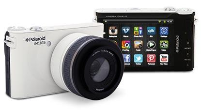 Polaroid iM1836 mirrorless camera