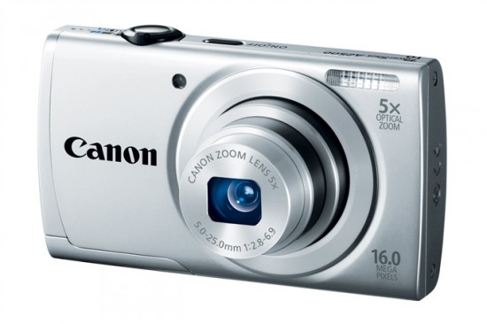 PowerShot A2500 Digital Camera