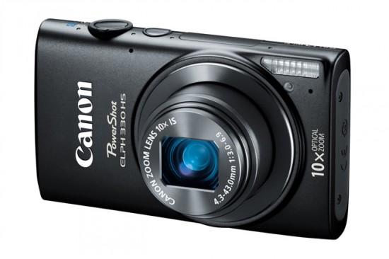 PowerShot ELPH 330 HS Digital Camera
