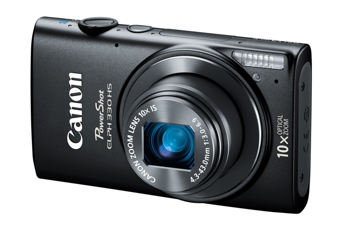 Three new PowerShot cameras from Canon