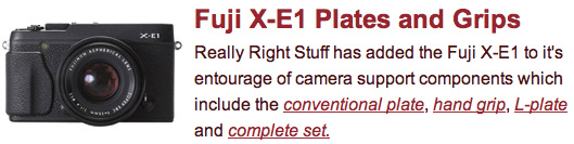 ReallyRightStuff-Plate-for-Fuji-X-E1