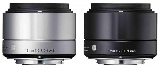 SIGMA-19mm-F2.8-DN-lens